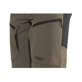 North Bend Trekk - Shorts Homme - gris